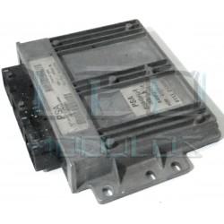 Módulo de Injeção - Sagem PSA S2000-3K - 9655003380 - 9644625680 - 206 1.4