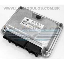 Módulo de Injeção - 0261207716 - 06A906032KH - 0 261 207 716 - Polo 2.0 8V