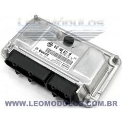 Módulo de Injeção - 0261S04281 - 032906032BE - 0 261 S04 281 - Fox Gol 1.6 8V Flex