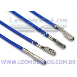 Terminal AMP-TE 968220-1 Crimpado 1 Fio 55cm 22AWG EDC16 HSFI